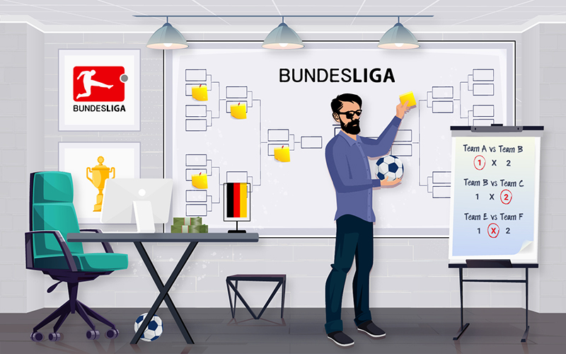 Bundesliga Accumulator Tips